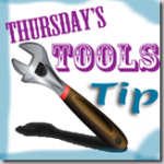 Blogging Tool Tips Button