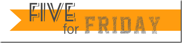 Five_for_Friday banner orange