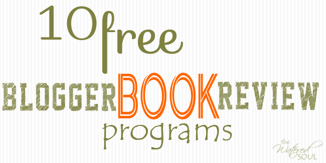 10 Book Review Programs