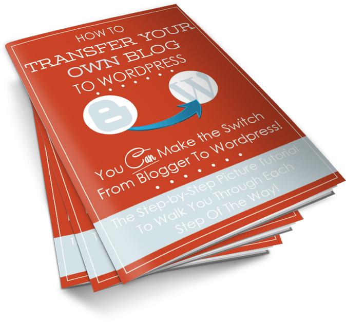 Blogger to WordPress Transfer Kit