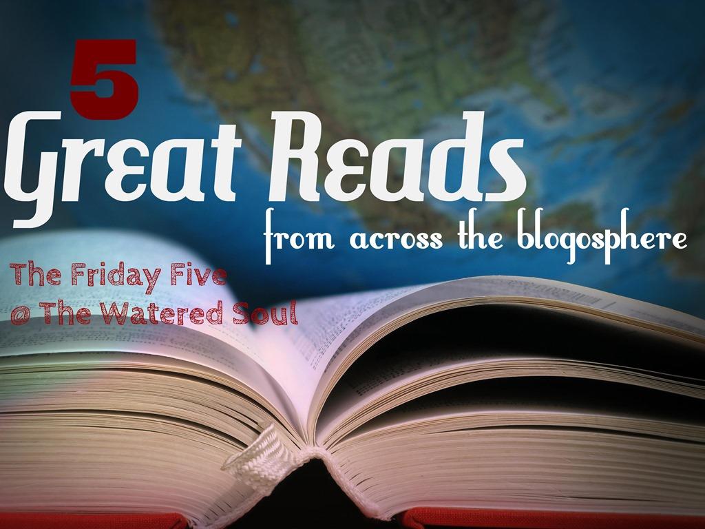 weekend blog reading