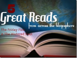 The Watered Soul | Five Great reads