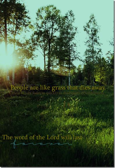 asthegrass